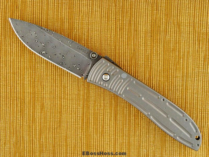 Kit Carson Model 4 GT (Damascus)
