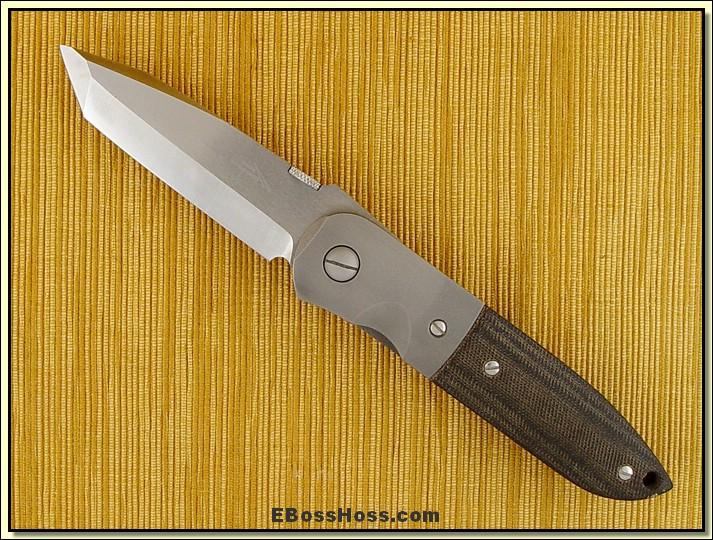 Ernie Emerson CQC-6