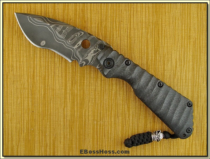 Mick Strider MSC XL Damascus