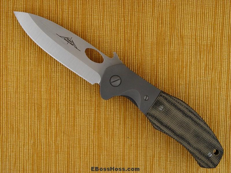 Ernie Emerson CQC-10