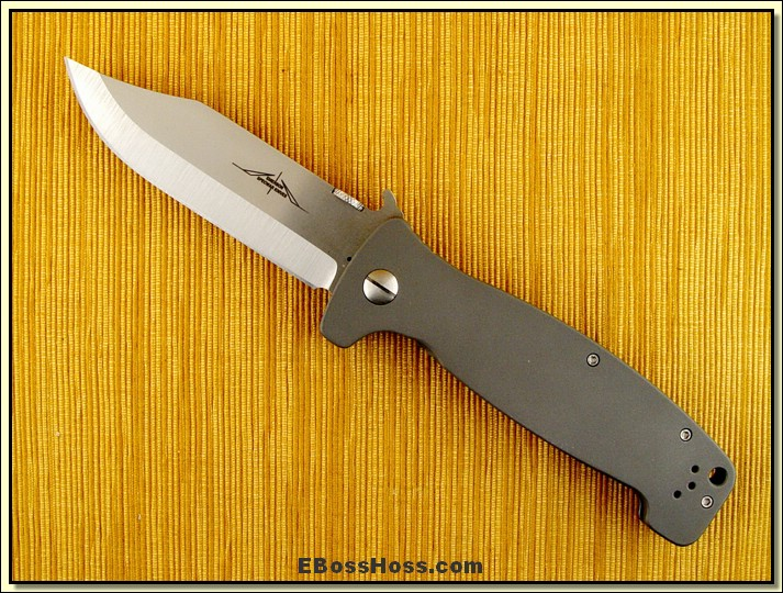 Ernie Emerson Custom C12-TI Framelock