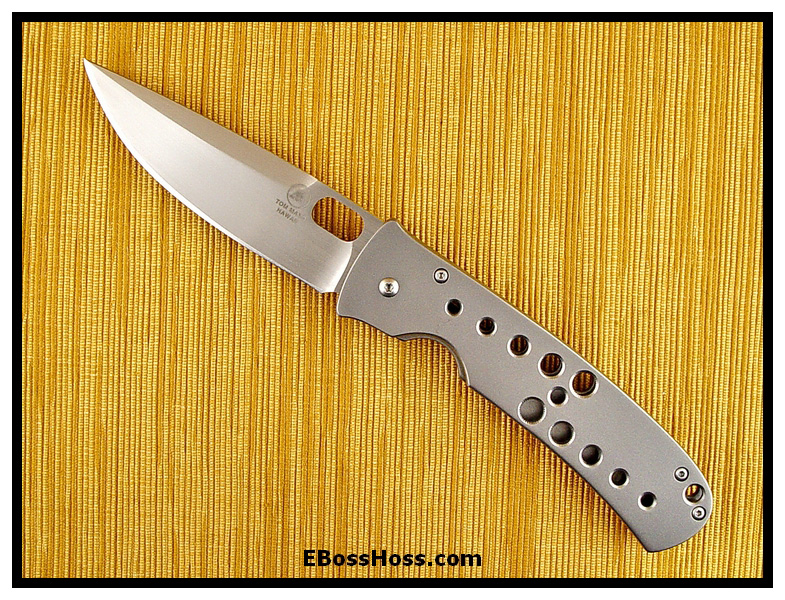 Tom Mayo TNT Flat Scales Prototype
