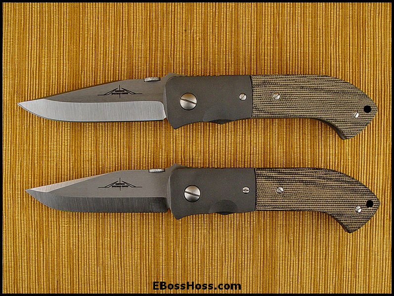 Ernie Emerson MV-5 (A Double and a Chisel Ground)