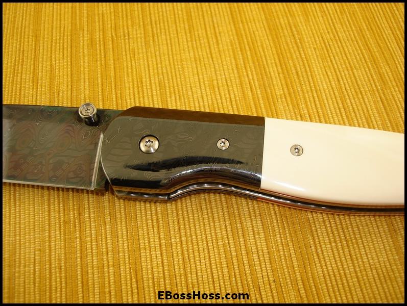 Kit Carson Red, White and Blued. Model 16.
