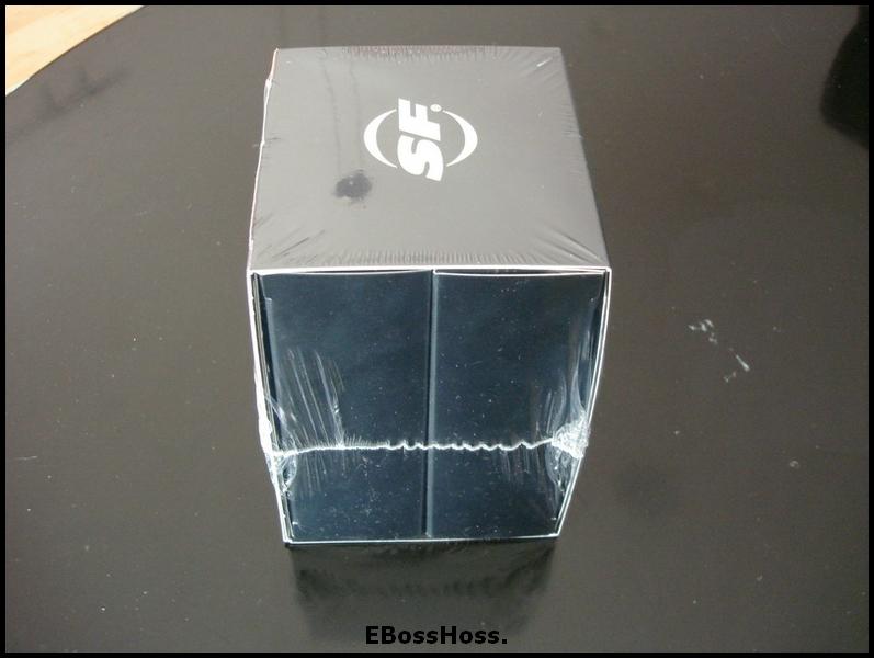 Surefire Titan Titanium Limited Edition