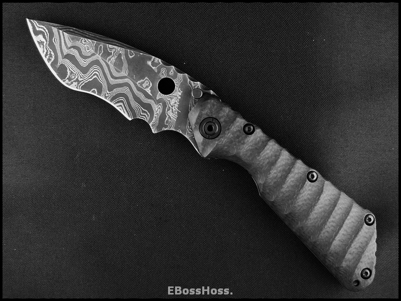 Mick Strider MSC Damascus XL