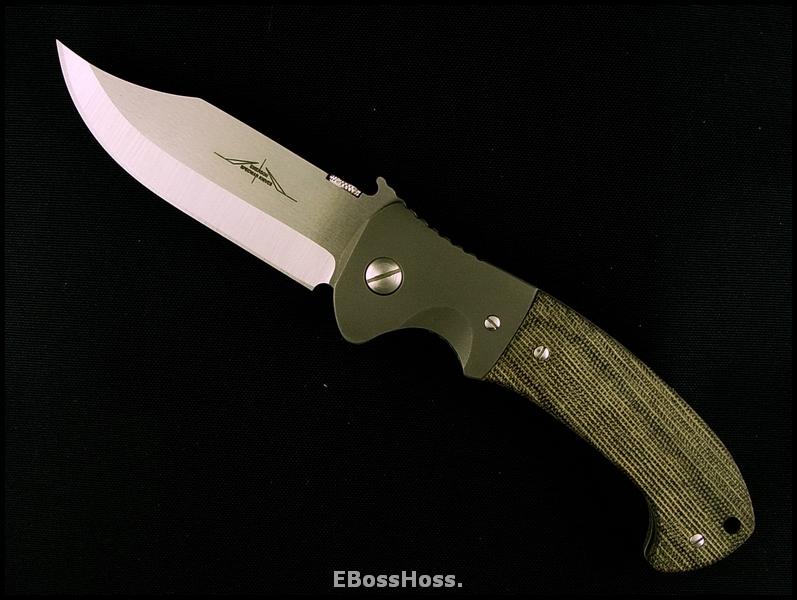 Ernie Emerson CQC-13