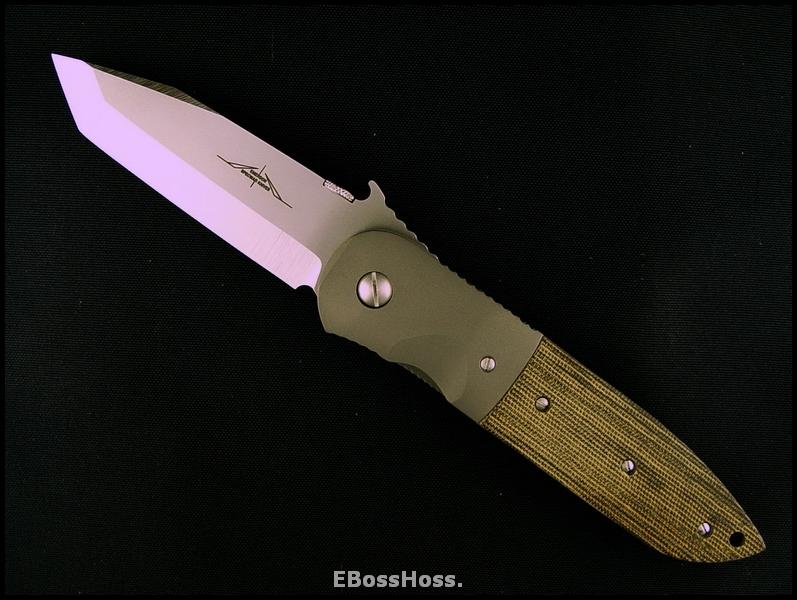 Ernie Emerson Super CQC-6