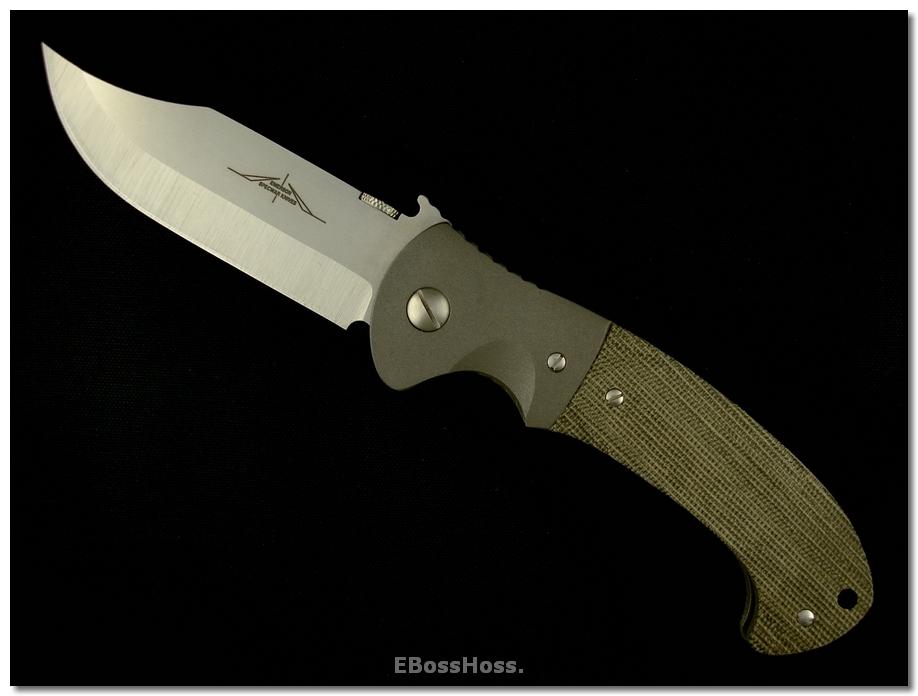Emerson CQC-13 w/ Bolsters