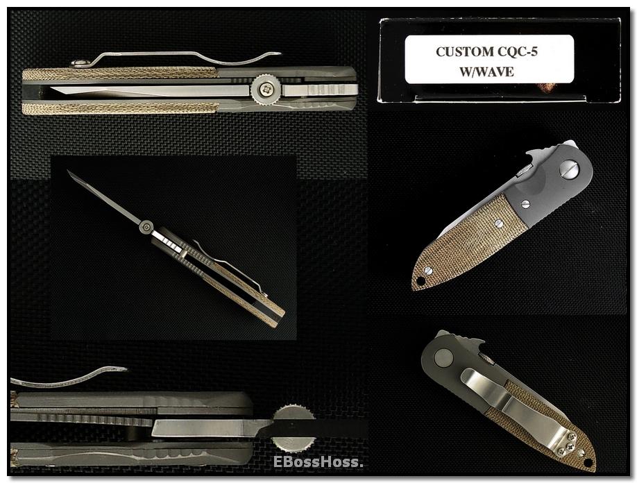 Ernie Emerson CQC-5