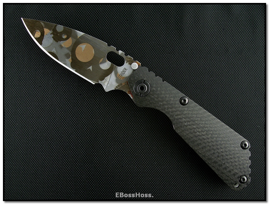Strider SnG CC TAD T-Skull Edition