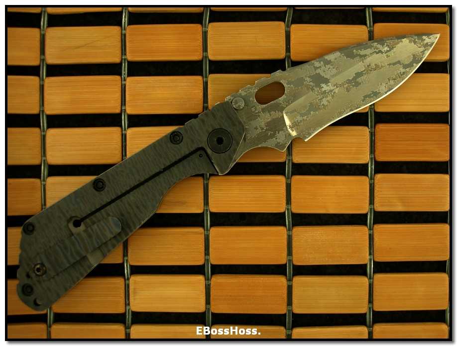 Strider Duane Dwyer Custom 54 XL