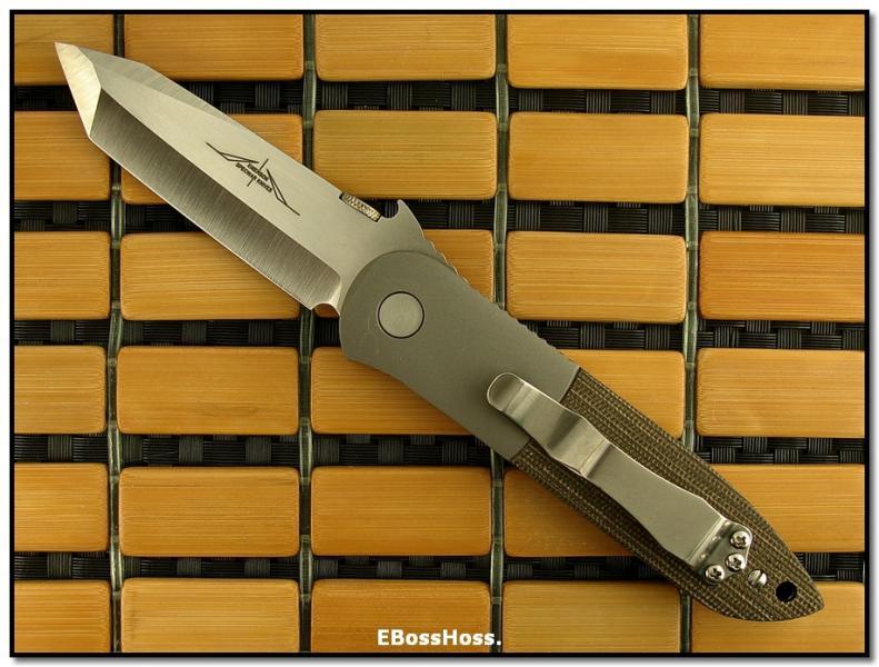 Ernie Emerson CQC-6 Correct Grind Lefty