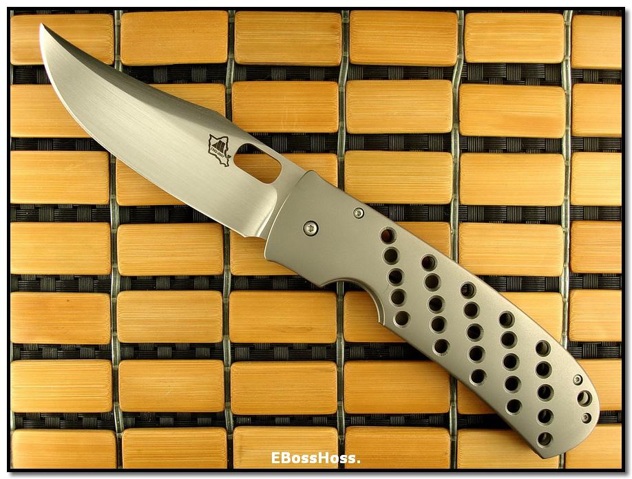 Tom Mayo 25th Annversary Knife