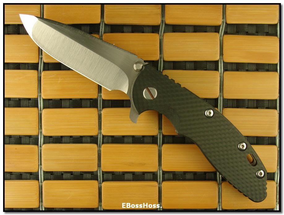 Rick Hinderer XM-18 Custom Gen 3