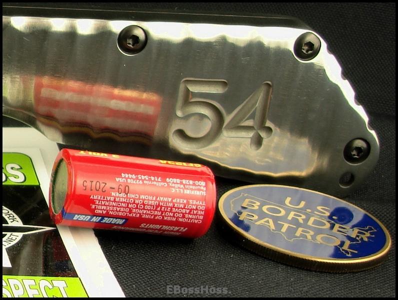 Mick Strider MSC XL 54 - High Polished
