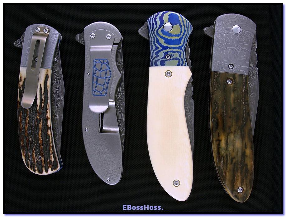 Phil Boguszewski Holy Grail Flippers