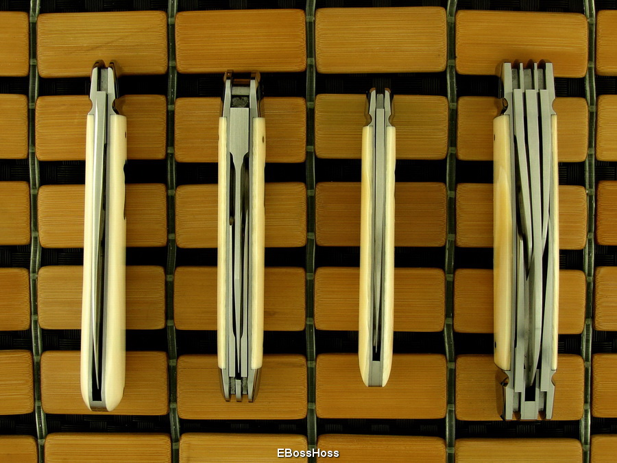 Tony Bose Special Ivory Knives