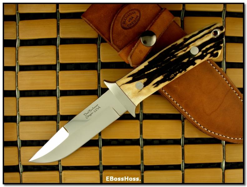 Thad Buchanan Chute Knife