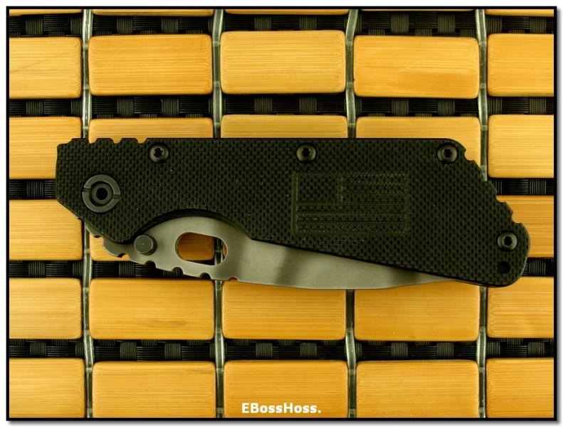 Duane Dwyer DDC XL SnG Tanto