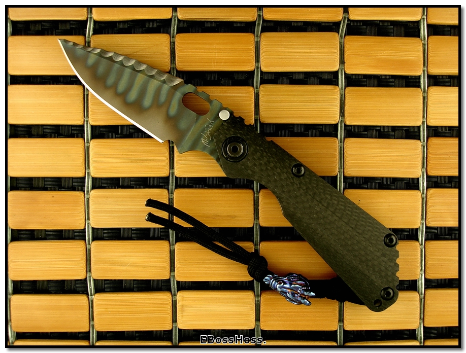 Mick Strider MSC Toxic SnG -- aka Goat Couture