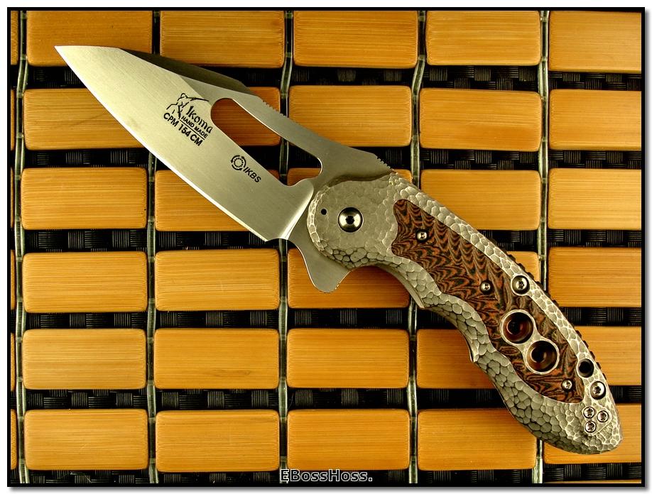 Flavio Ikoma Harrier 3.5 - The Kitty