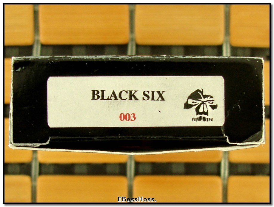 Ernie Emerson Black Six #3 from the Gathering