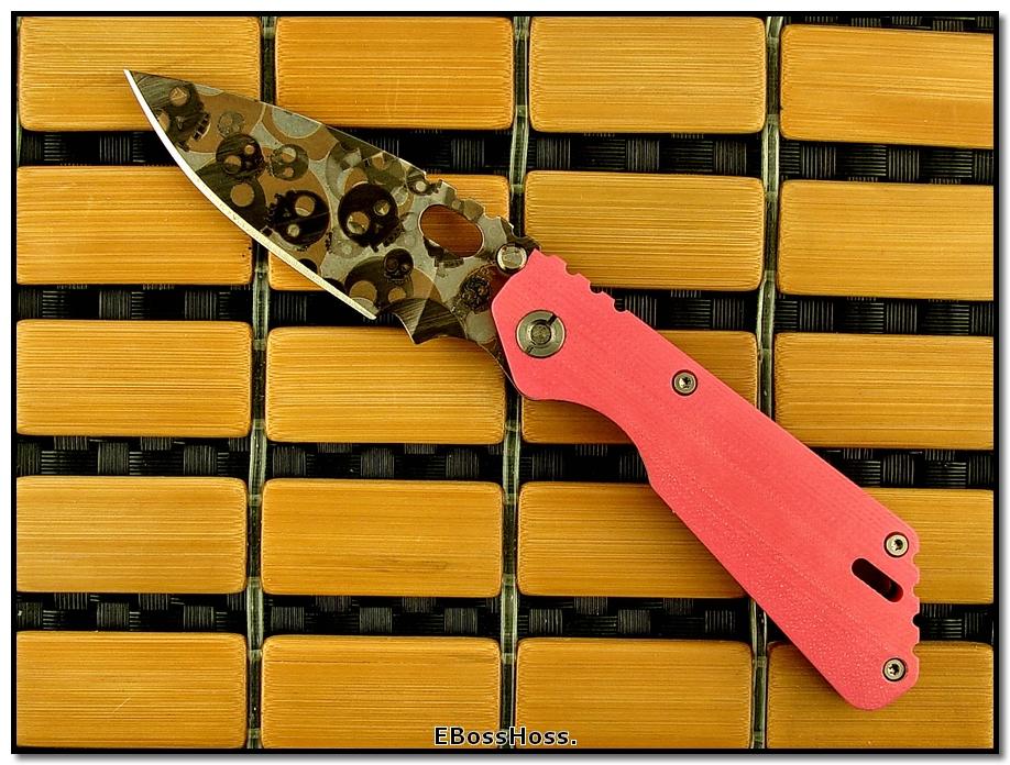 Strider TADGear T-Skull PT in Pink