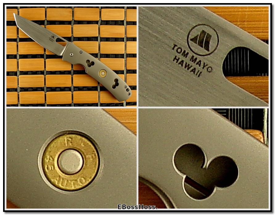 Tom Mayo Tanto - .45 Cal,  MOA