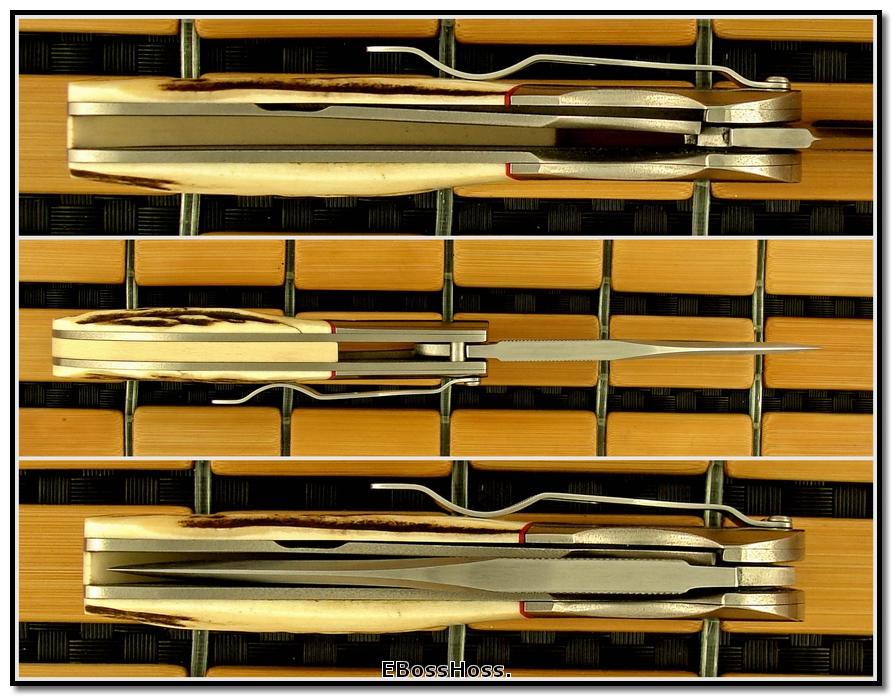 Korth Cutlery Stag Amazonas