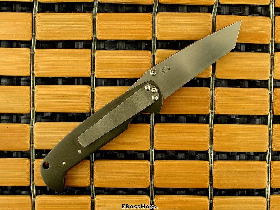 W.R. Clark Custom Utility Tanto