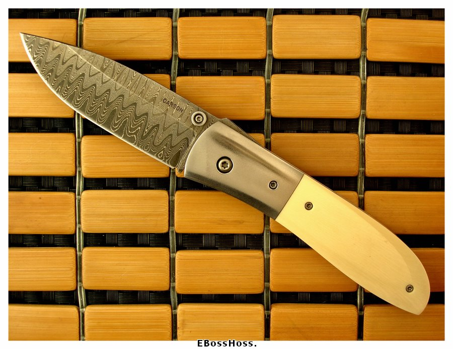 Kit Carson Dlx. Medium Model 4 - Ivory
