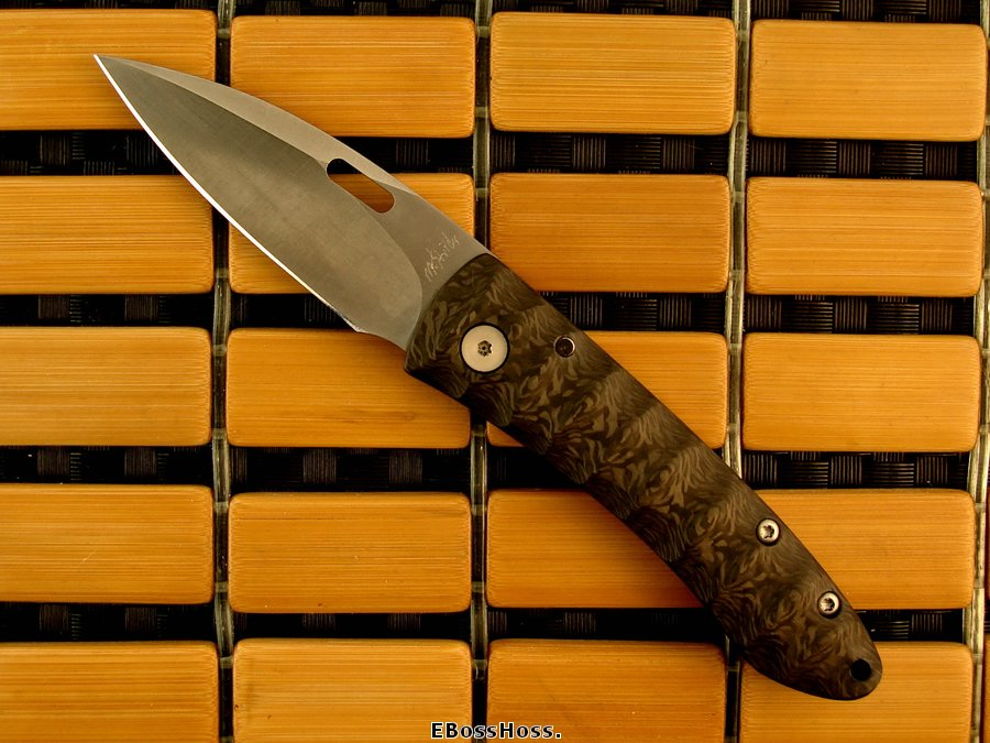 Mick Strider Custom Mini-AKAK Slip Joint Prototype