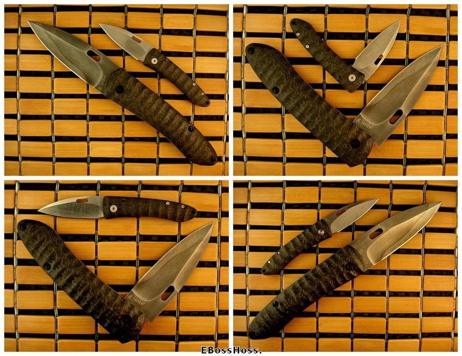 Mick Strider Custom Mini-AKAK Slip Joint Prototype