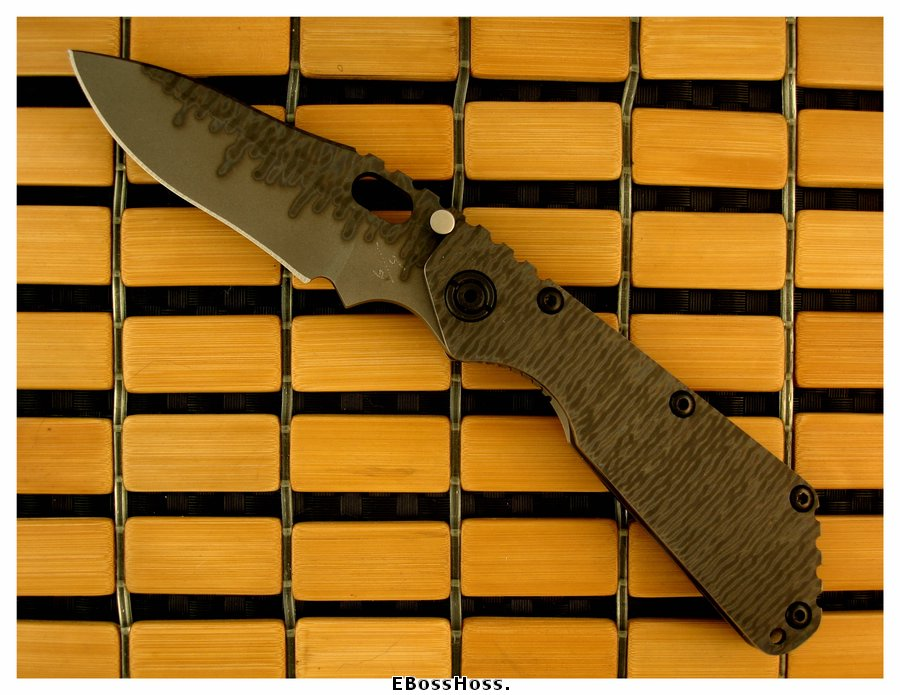 Duane Dwyer Custom All-Titanium SMF