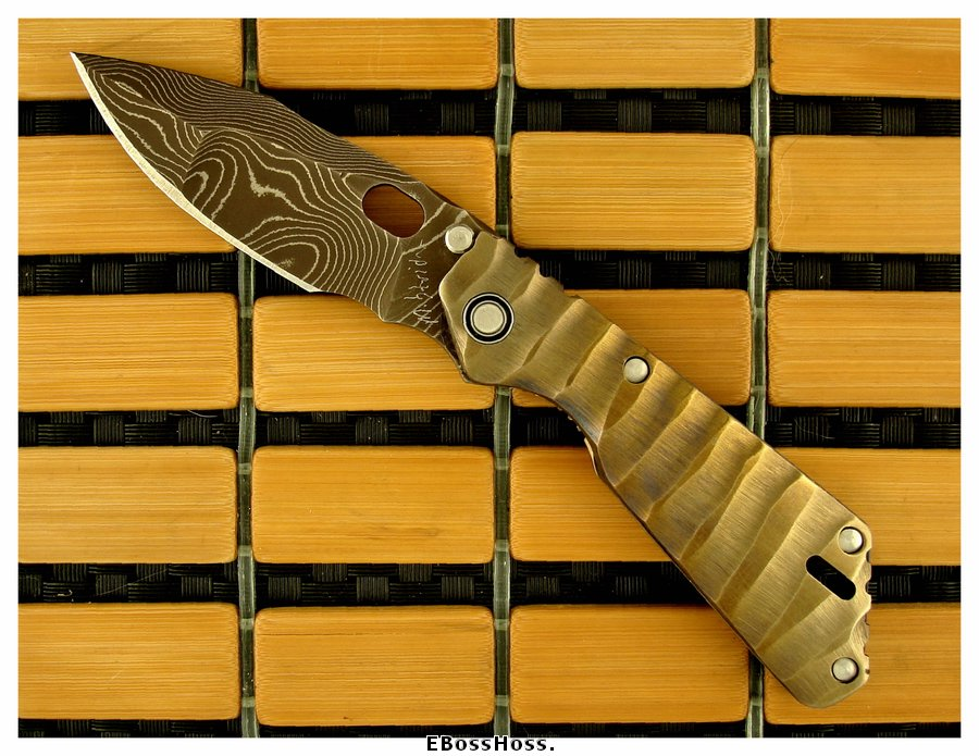 Mick Strider PT w/Sealed Bearing Pivot