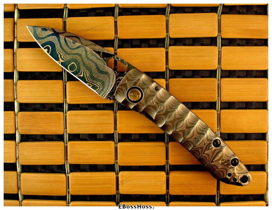Mick Strider Custom AKAK CINC (pronounced Sink) Prototype