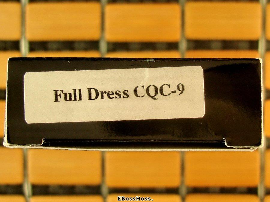 Ernie Emerson Full Dress CQC-9
