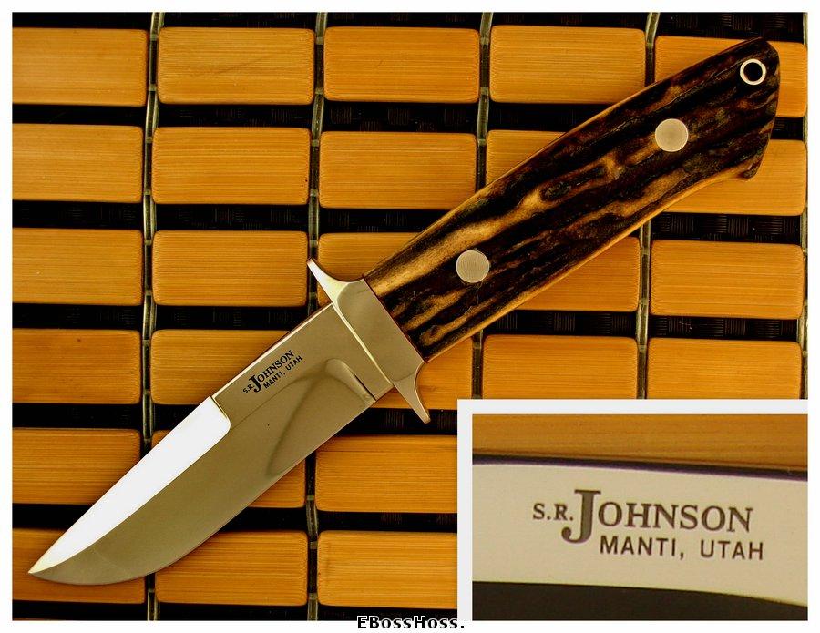 S.R. Johnson 9-inch Chute Knife