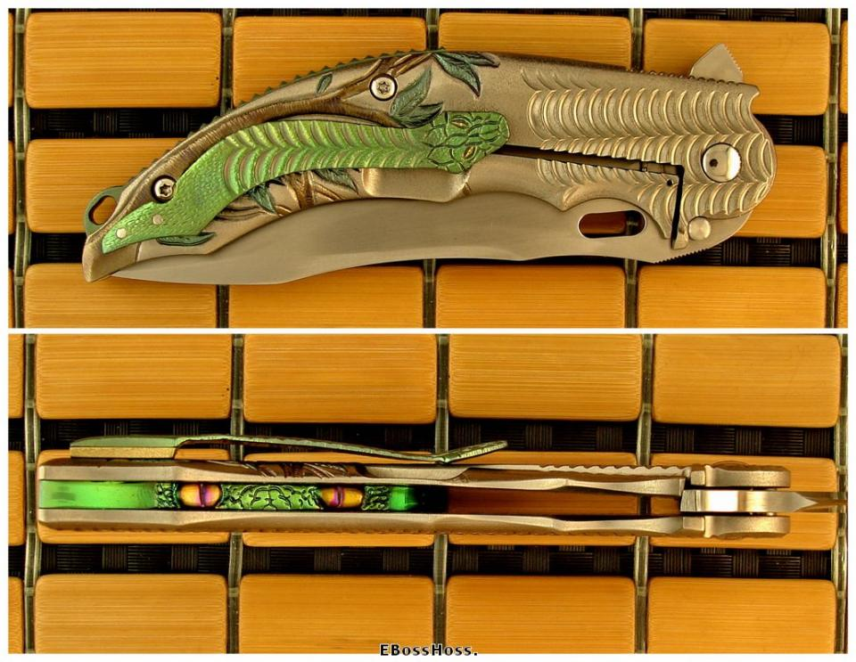 Korth Cutlery Anaconda #001