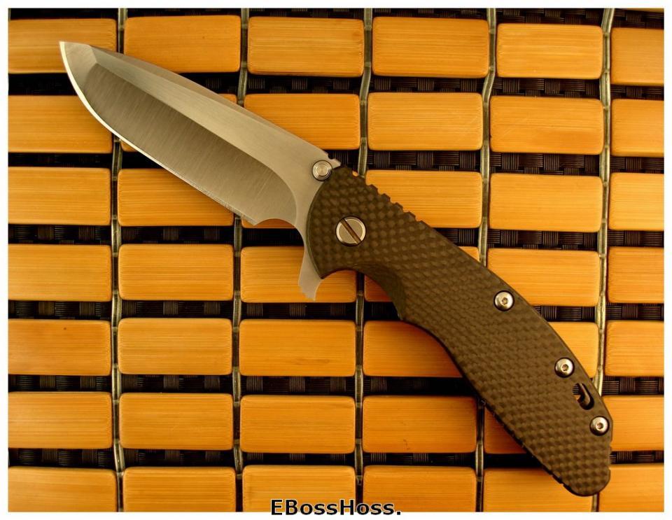 Rick Hinderer Custom XM-24 Flipper