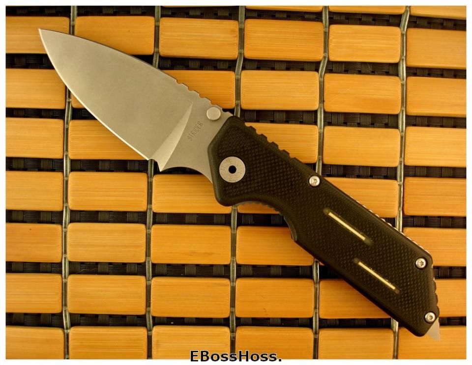 Strider Knives Pimped AR