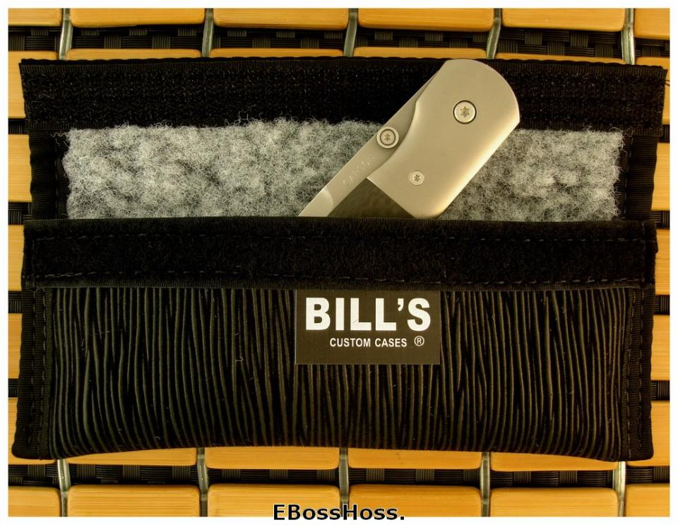 Kit Carson Model 16 w/Bolsters