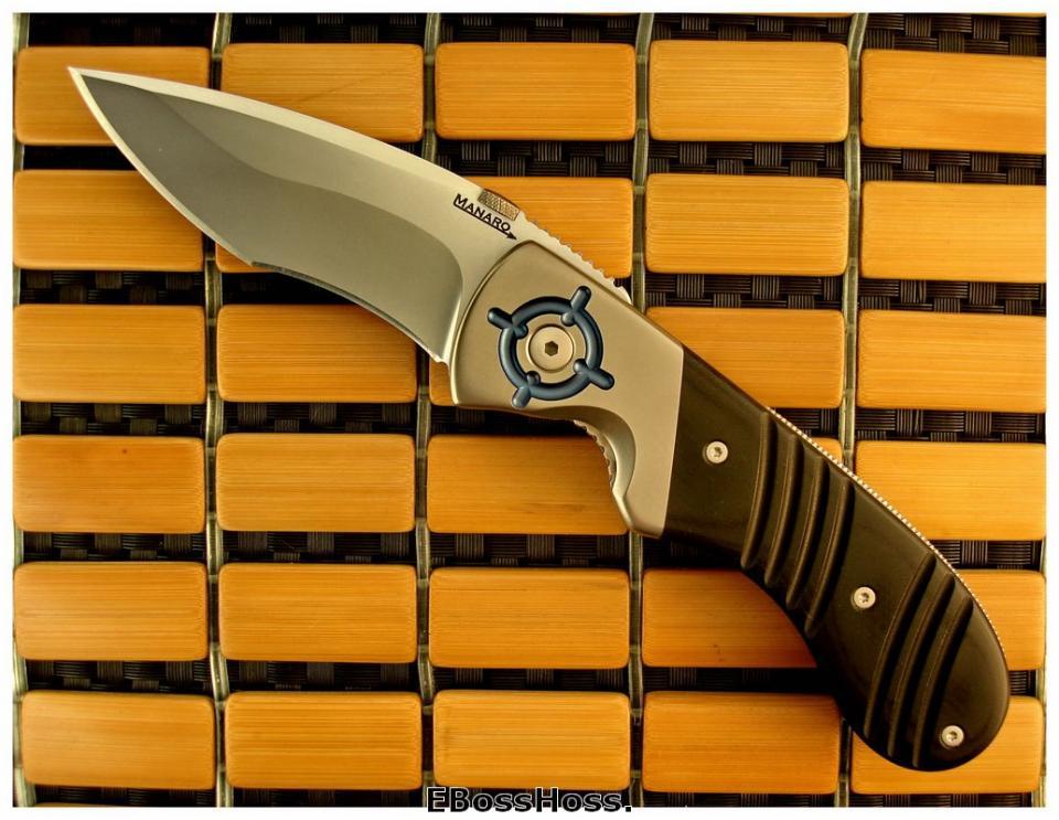Sal Manaro Bullseye