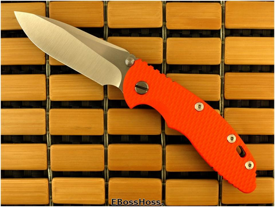 Rick Hinderer Custom XM-18 Folder