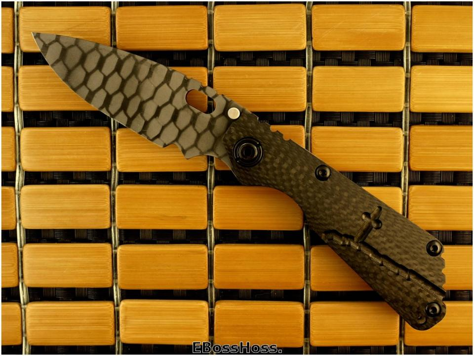 Strider / DDC SnG - Padre's Knife