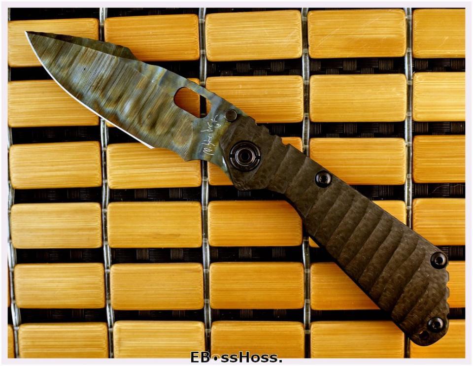 Mick Strider Custom (MSC) 6K SnG - Baby Dragon-Spine