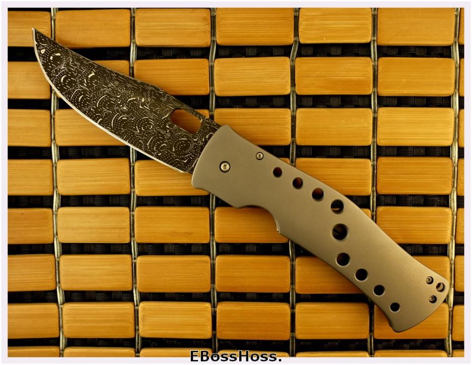 Tom Mayo Damascus Moran-esque