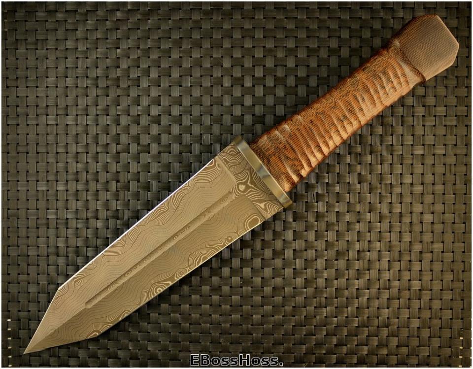 Duane Dwyer Custom (DDC) Gladius Dagger