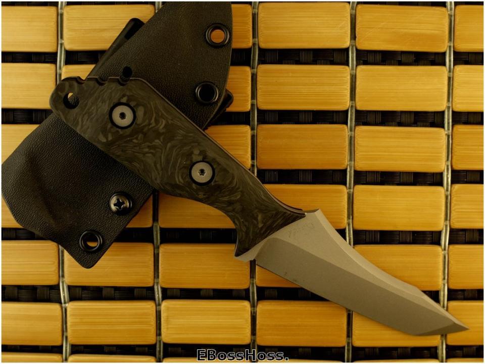 Strider's Duane Dwyer Custom Modified MV